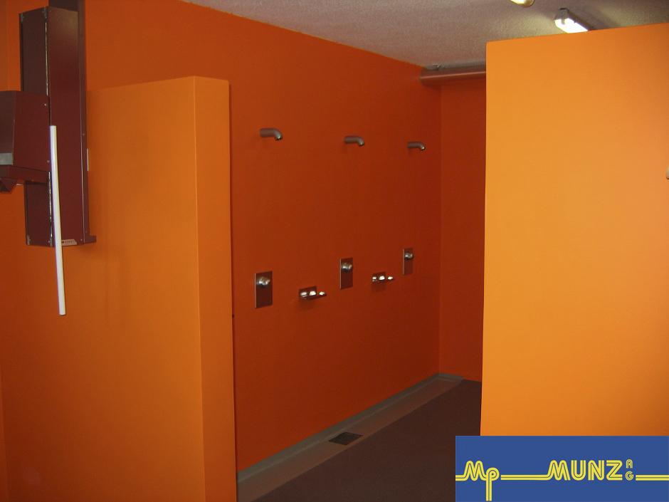 Turnhalle Kradolf nach dem Umbau